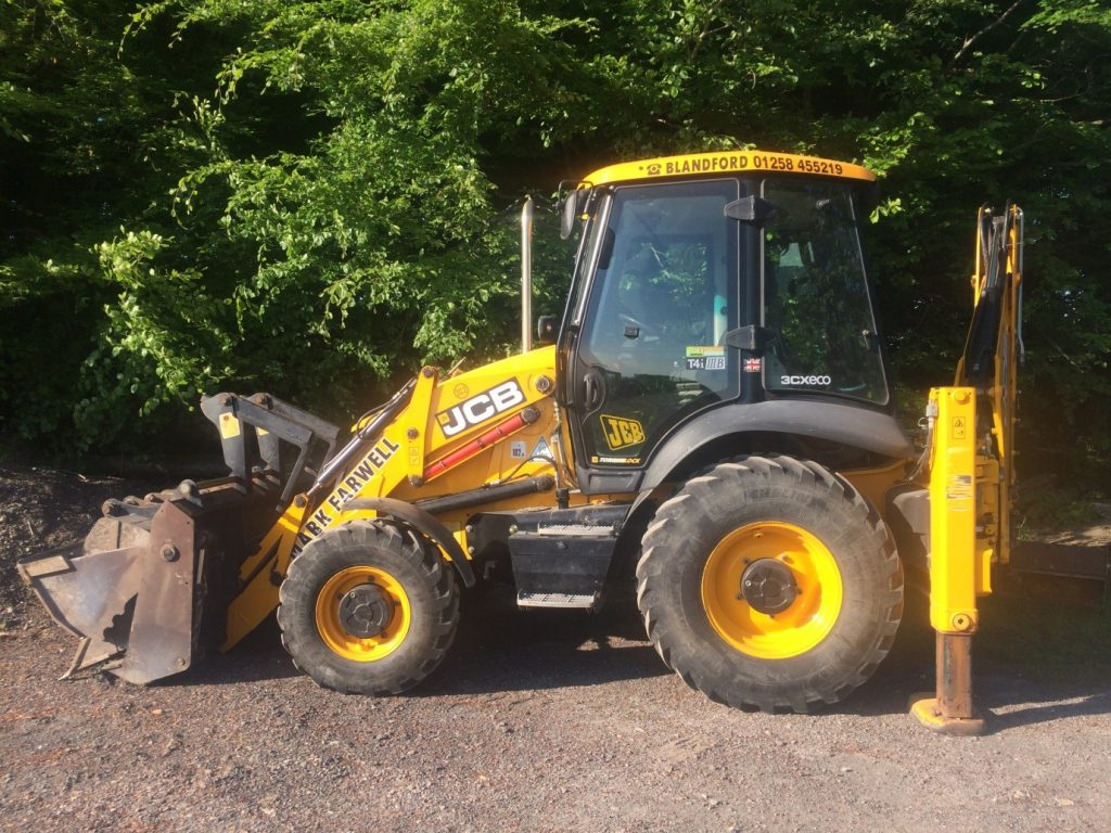 Mark Farwell Plant Hire